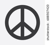 peace icon.