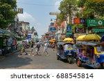 bangkok  thailand   march 5 ... | Shutterstock . vector #688545814