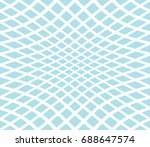 abstract seamless geometric... | Shutterstock .eps vector #688647574