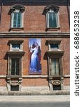 italy  30 7 2017  poster of the ... | Shutterstock . vector #688653238