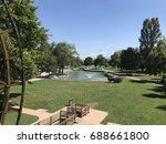 kentpark  sakarya  turkey.... | Shutterstock . vector #688661800