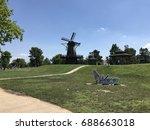 kentpark  sakarya  turkey....   Shutterstock . vector #688663018