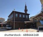 orta mosque  sakarya  turkey....   Shutterstock . vector #688666168