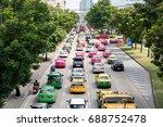 bangkok  thailand   july 30 ... | Shutterstock . vector #688752478