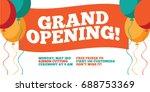 Grand Opening Flyer  Marketing...