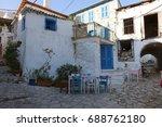 marmaris old town view   Shutterstock . vector #688762180