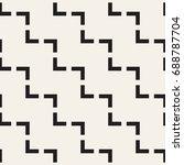 geometric seamless pattern....   Shutterstock .eps vector #688787704