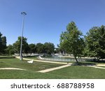 kentpark  sakarya  turkey....   Shutterstock . vector #688788958