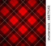 Wallace Tartan. Scottish Plaid