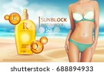 sun protection cosmetic...