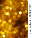 gold background  | Shutterstock . vector #688897030