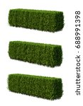 3d Rendering Of Buxus...