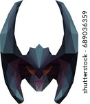aatrox league of legends | Shutterstock .eps vector #689036359