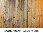 close up of old and grunge... | Shutterstock . vector #689075908