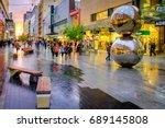adelaide  australia   september ... | Shutterstock . vector #689145808