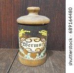Small photo of Tea, wormwood; Artemisia, absinthium; Can