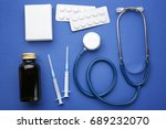 health care concept....   Shutterstock . vector #689232070