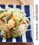 Somen Chanpuru  Okinawan Fried...
