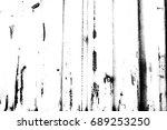 corrugated metal sheet serves... | Shutterstock . vector #689253250
