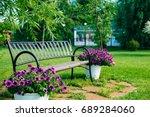 Paradise Garden View   Bench...