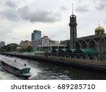Bangkok   Aug 3  River Boat...