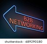 3d illustration depicting an... | Shutterstock . vector #689290180