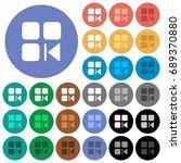 previous component multi... | Shutterstock .eps vector #689370880
