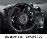 interior car view | Shutterstock . vector #689395720