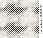 vector seamless pattern. modern ... | Shutterstock .eps vector #689395858