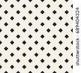 vector seamless pattern. modern ... | Shutterstock .eps vector #689404324