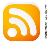 generic signal or rss feed icon....