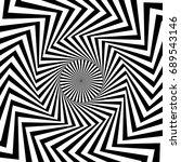 Circular Pattern Of Radial ...