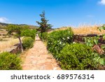 Path To Temple Of Demeter Amon...