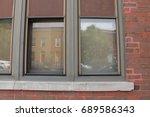windows | Shutterstock . vector #689586343