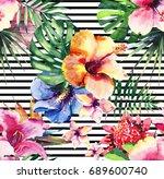 bright lovely sophisticated...   Shutterstock . vector #689600740