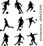 very high quality detailed set... | Shutterstock .eps vector #689631496