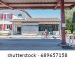 mon idee  switzerland   june 18 ...   Shutterstock . vector #689657158