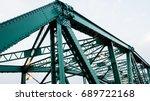 bridge structure | Shutterstock . vector #689722168
