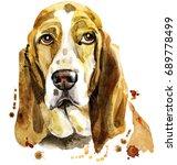 Cute Dog. Dog T Shirt Graphics...