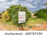 quairading motel  55... | Shutterstock . vector #689787190