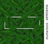 creative concept idea layout... | Shutterstock . vector #689858446
