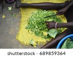 juba  south sudan  february... | Shutterstock . vector #689859364