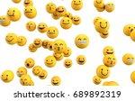 emoji emoticon character...   Shutterstock . vector #689892319
