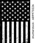 grunge united states of america ... | Shutterstock . vector #689973226