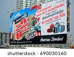 bangkok thailand february 19  ... | Shutterstock . vector #690030160