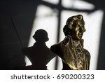 Close Up Of Wolfgang Amadeus...
