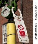 salisbury  wiltshire  england   ... | Shutterstock . vector #690204154