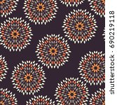 Abstract Pattern. Pattern With...