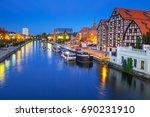bydgoszcz  poland   august 1 ... | Shutterstock . vector #690231910