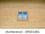 New Wooden Cottage Exterior...
